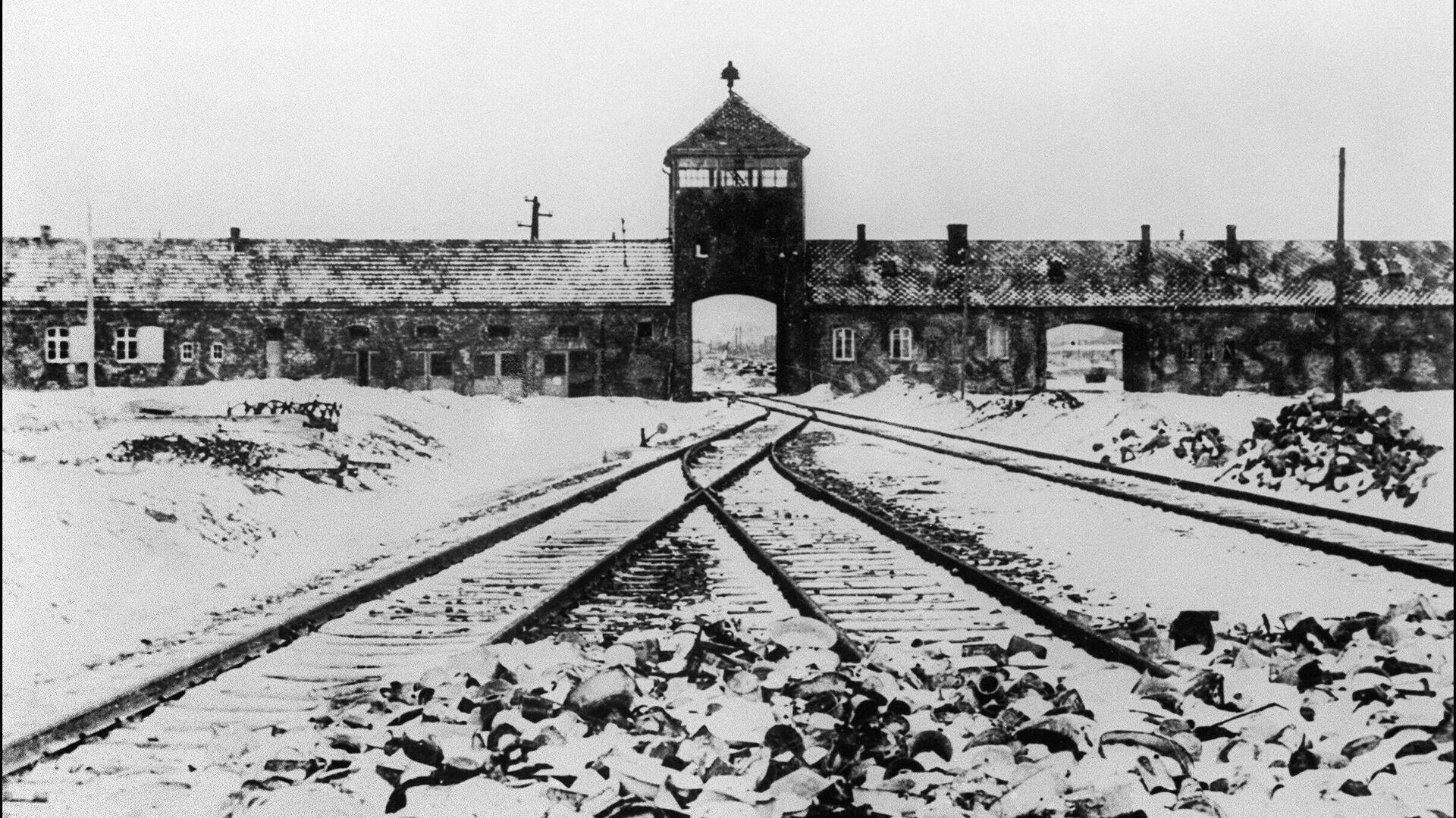 Освенцим - РИА Новости, 1920, 08.05.2021