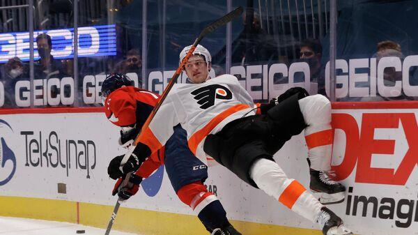 Матч НХЛ Вашингтон Кэпиталз - Филадельфия Флайерз