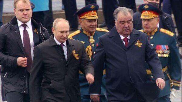 Отлично! - Путин поделился впечатлением о Параде