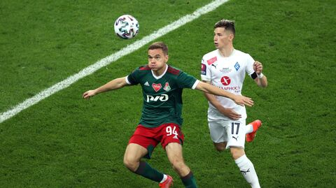 Дмитрий Рыбчинский и Антон Зиньковский (слева направо)