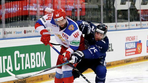 Егор Яковлев (слева) и Йере Карьялайнен