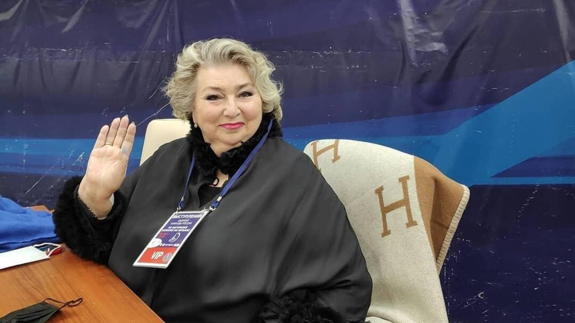 Заслуженный тренер СССР Татьяна Тарасова - РИА Новости, 1920, 02.08.2021