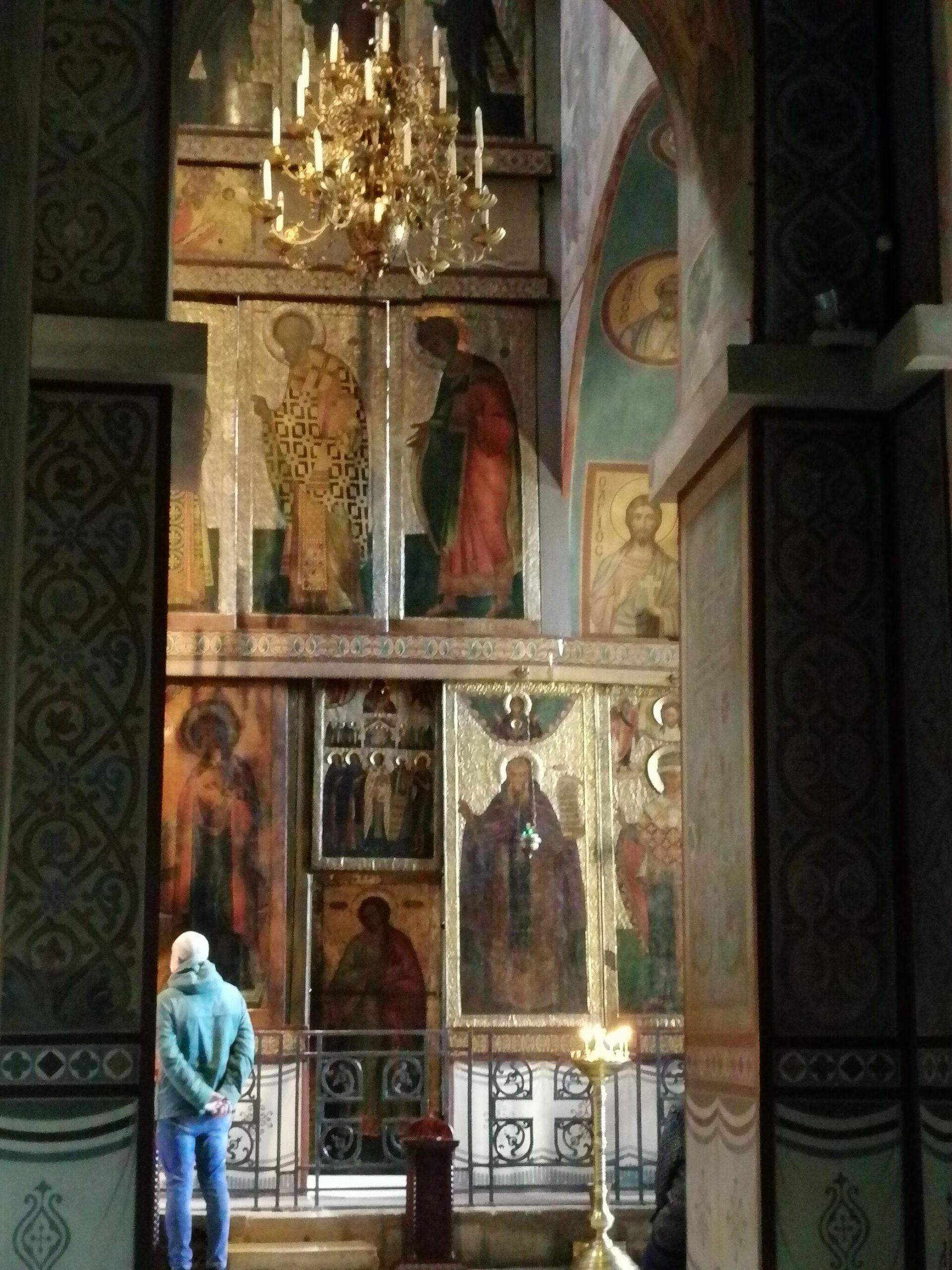 Внутри Софийского собора - РИА Новости, 1920, 24.05.2021
