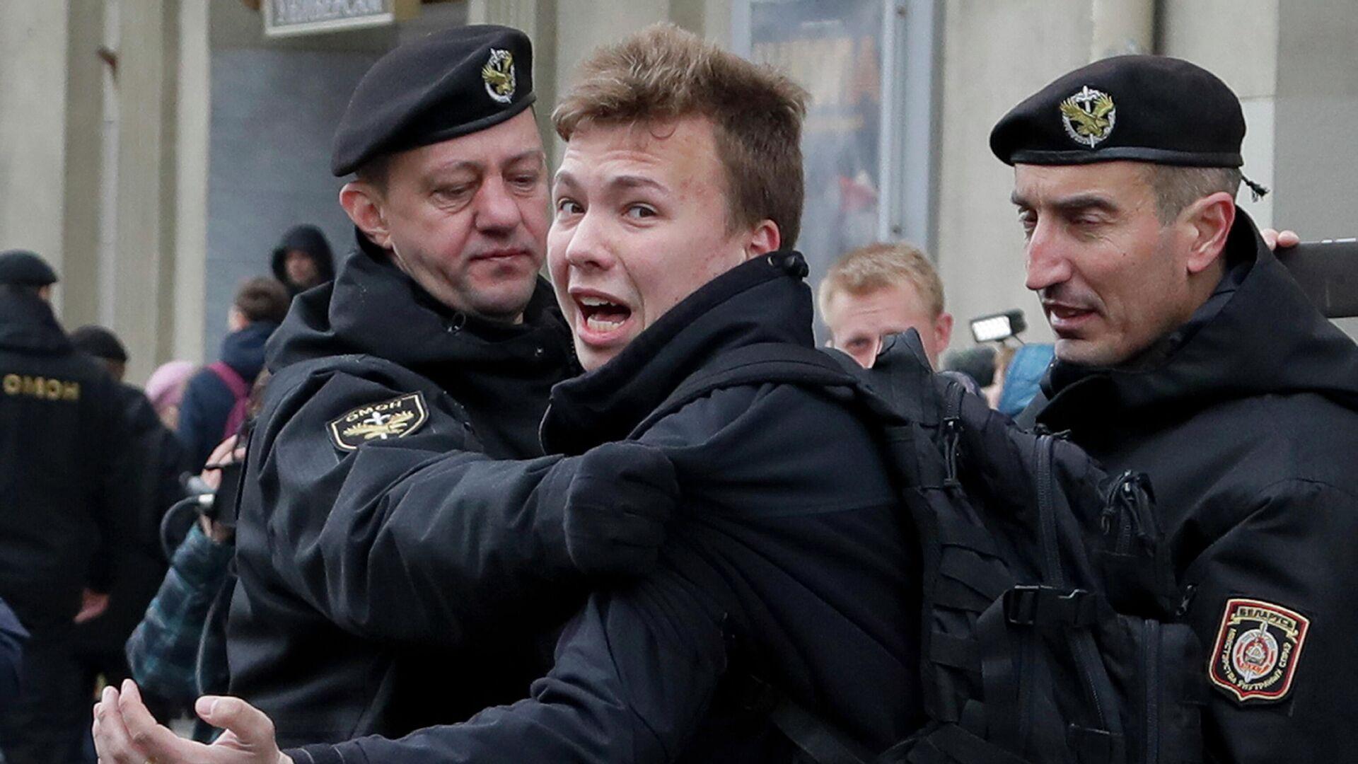 Адвокат сообщила, что встретилась с Протасевичем