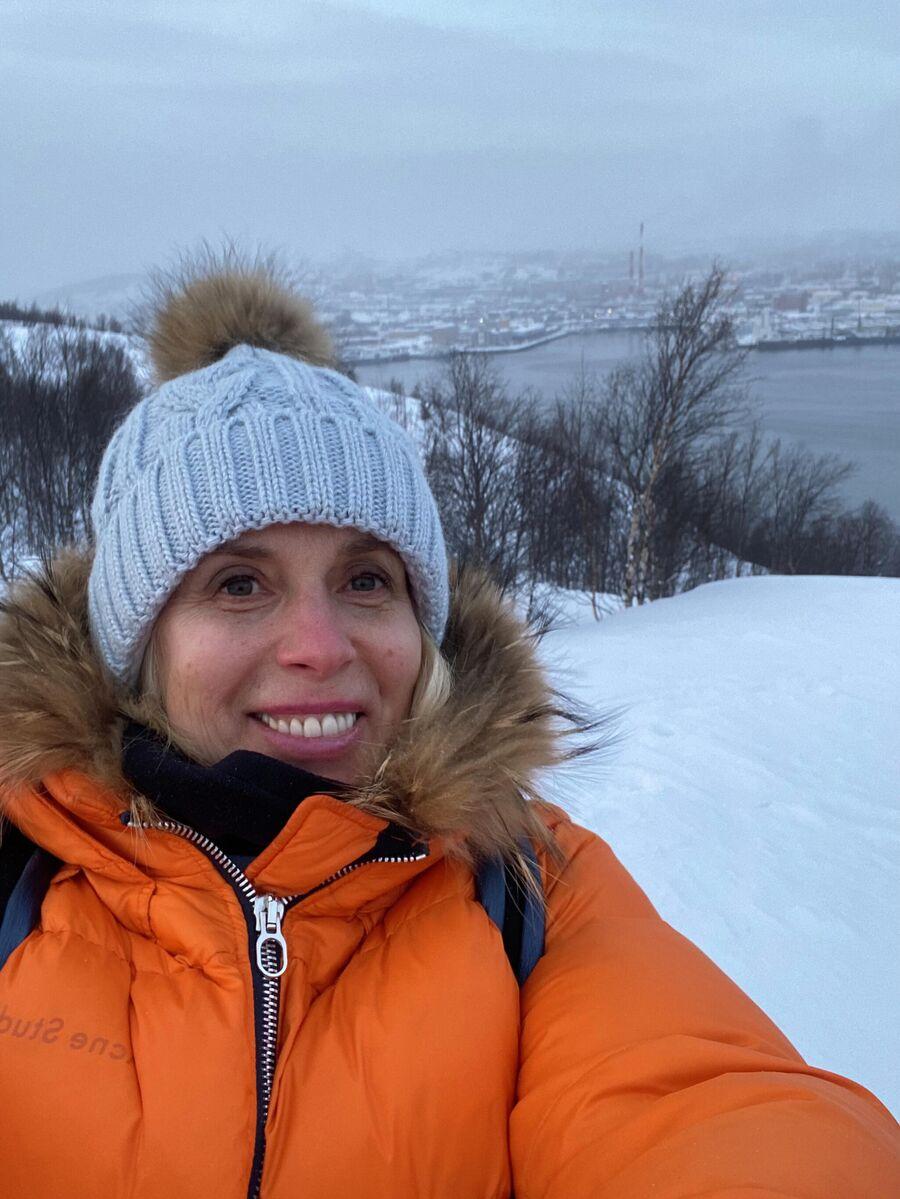Алена Свиридова в Мурманске