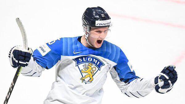Хоккей. Чемпионат мира. Матч Германия - Финляндия