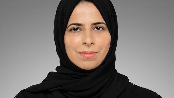 Официальный представитель МИД Катара, помощник министра иностранных дел Катара Люулюу аль-Хатыр