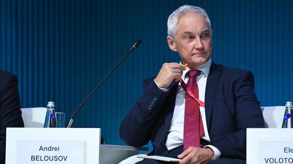 Белоусов рассказал, кто придумал льготные кредиты для бизнеса