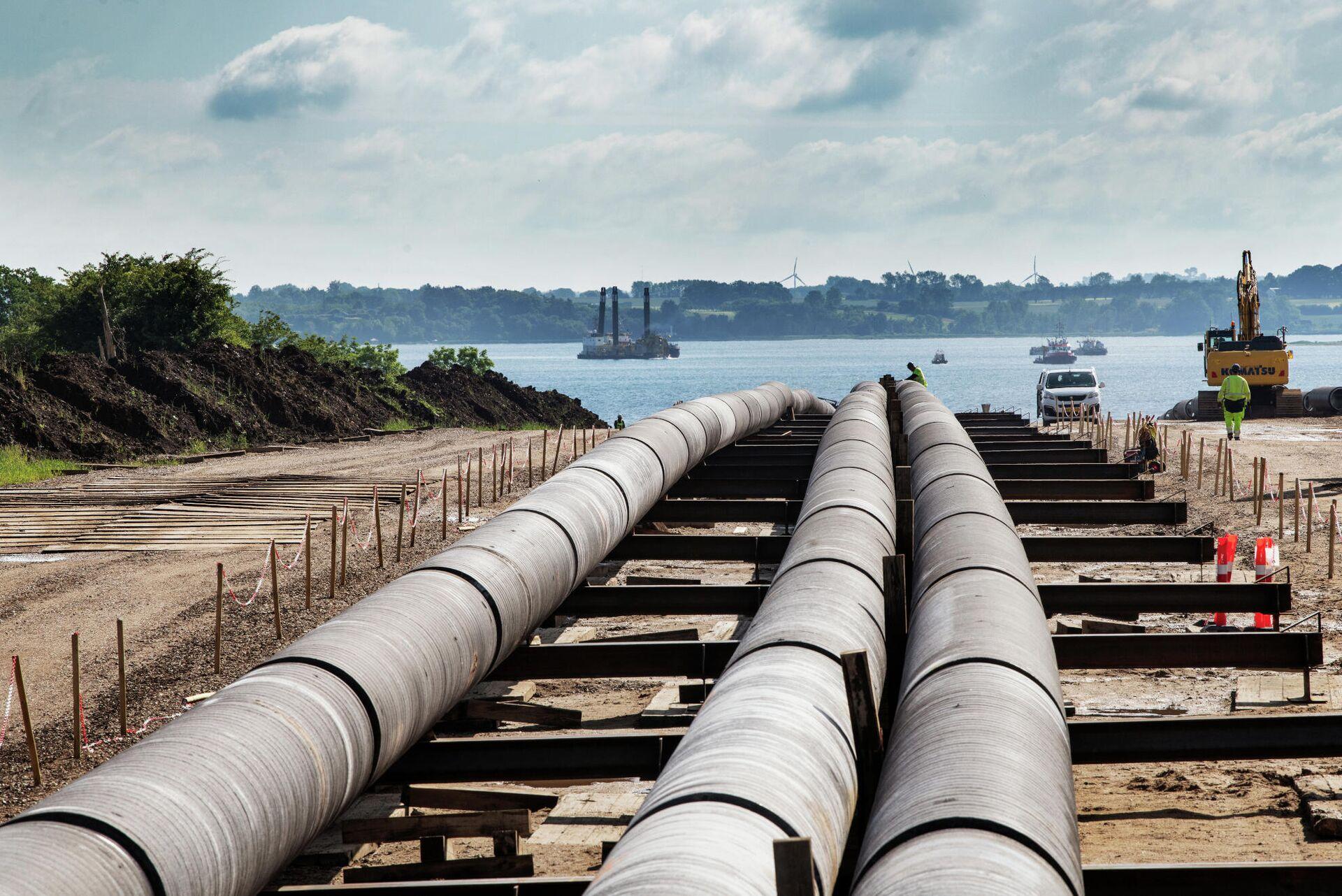 Дело — труба: полякам придется снова покупать газ у России