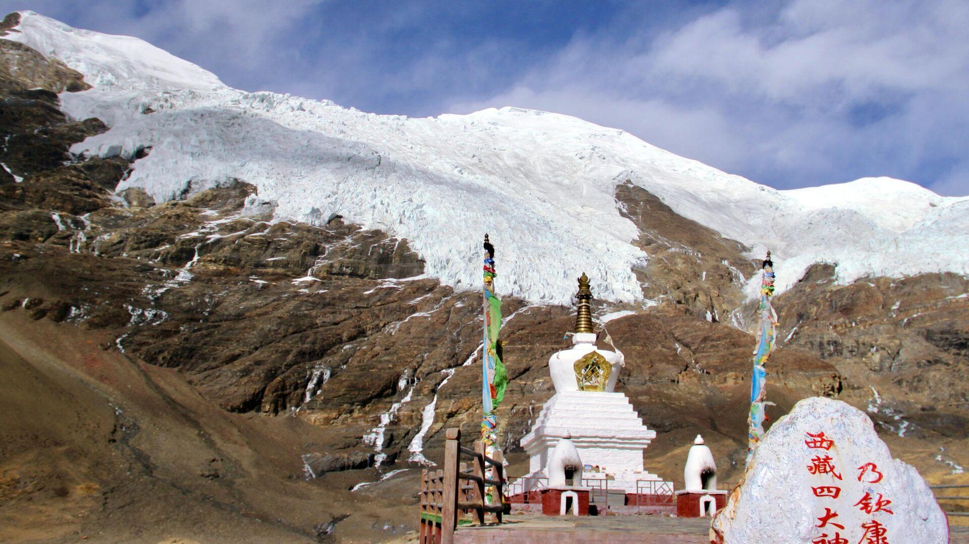 Ледник Карола в Тибете - РИА Новости, 1920, 04.06.2021