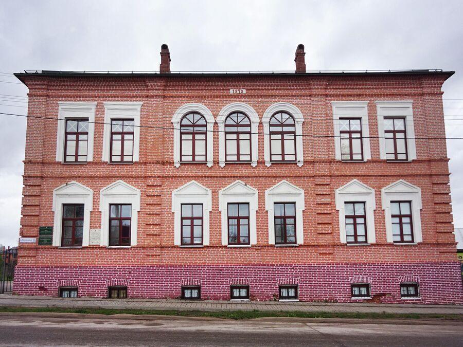 Дом купцов Векшиных (1870 г.)