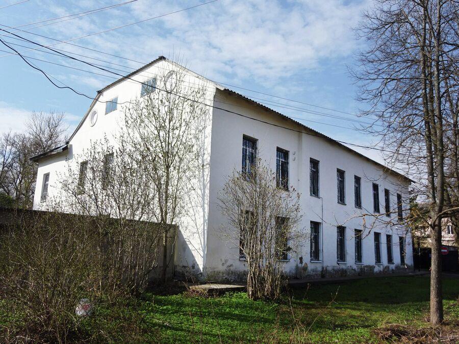 Дом Городжанского (18 век), в котором в октябре 1812 года якобы располагался штаб Наполеона