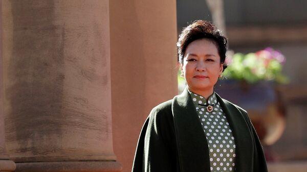 Супруга председателя КНР Си Цзиньпина Пэн Лиюань