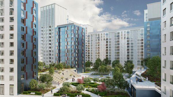 Проект Wowhaus + Tony Fretton Architects для программы реновации в Москве