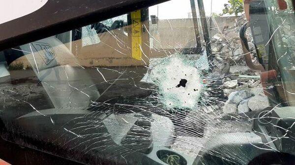 Кадры с места преступления в Сочи, где застрелены приставы