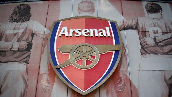 Логотип футбольного клуба Арсенал