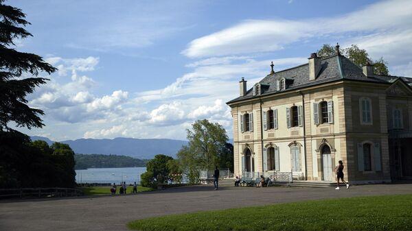 Вилла Ла Гранж в Женеве, Швейцария