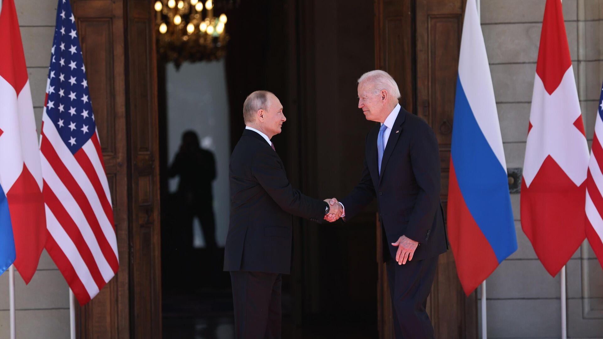 """В Госдуме заявили об угрозе """"духу Женевы"""" в отношениях России и США"""