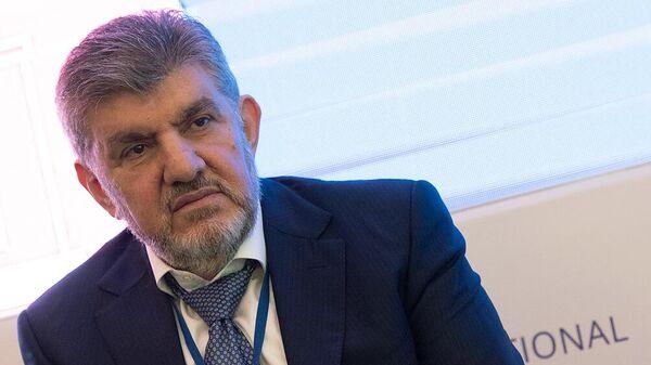 Председатель Союза армян России Ара Абрамян