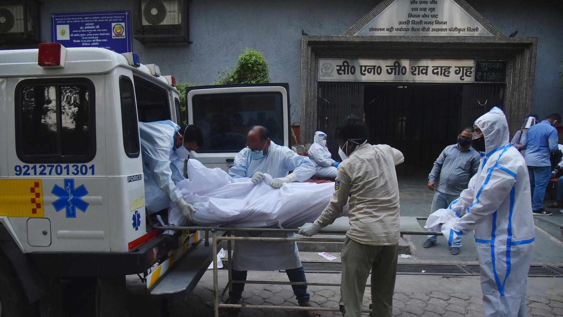Двойной мутант. Поможет ли вакцинация от индийского штамма?