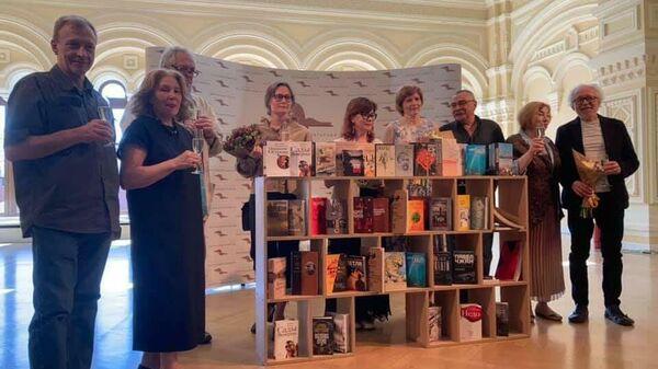 Тринадцать больших книг на фестивале Красная площадь
