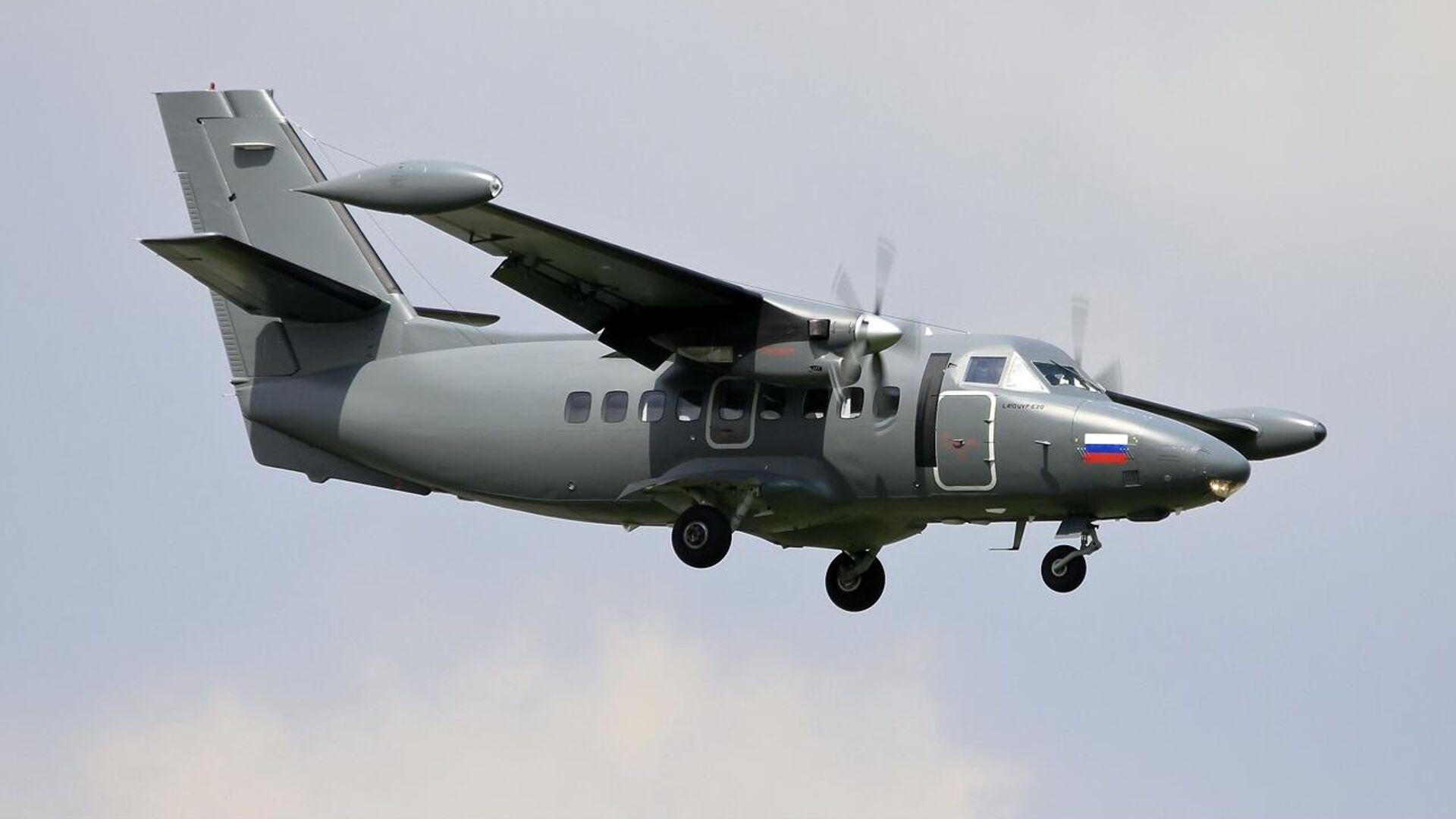 МЧС: спасатели добрались до места жесткой посадки L-410 в Иркутской области