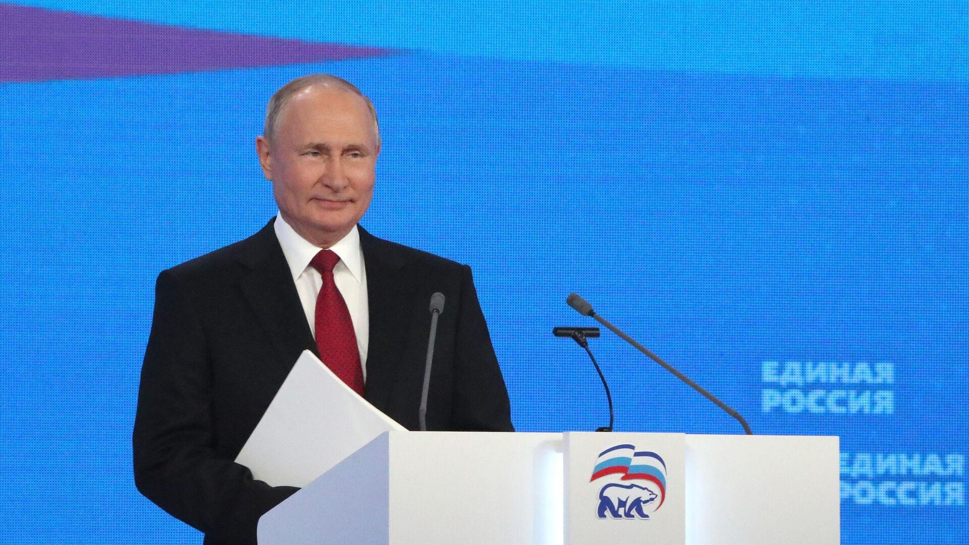 Путин назвал Шойгу и Лаврова кандидатами в лидеры списка ЕР на выборах