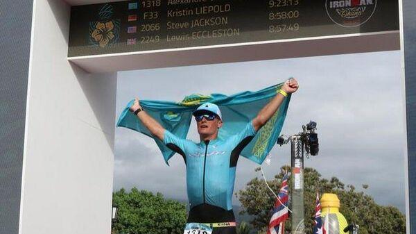 Бывший генеральный менеджер велокоманды Astana - Premier Tech Александр Винокуров