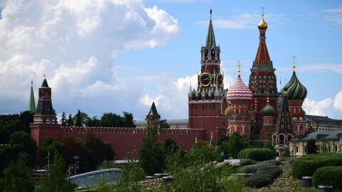Природно-ландшафтный парк Зарядье в Москве