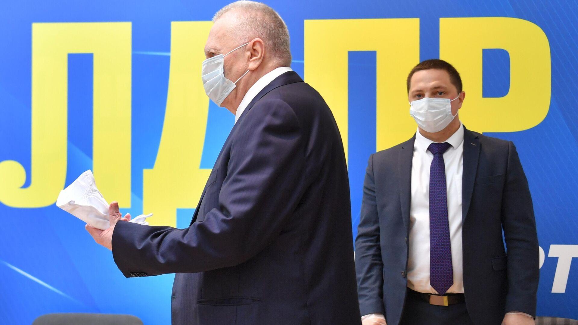 В высшем совете ЛДПР удивились высказыванию депутата о божественной власти
