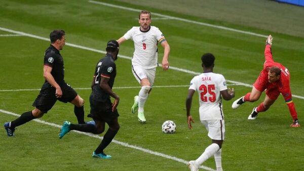 Англия против Германии на ЕВРО-2020