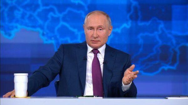 Нужно подумать, что изменить – Путин о выступлении российской сборной по футболу