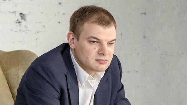 Главный редактор телеканала Россия-24 Евгений Бекасов