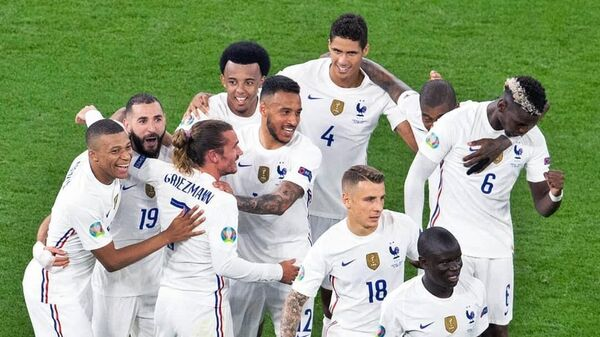 Сборная Франции по футболу на ЕВРО-2020