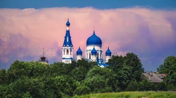 Церковь с Суздале