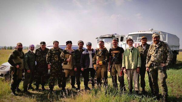 Казаки Оренбургского войска