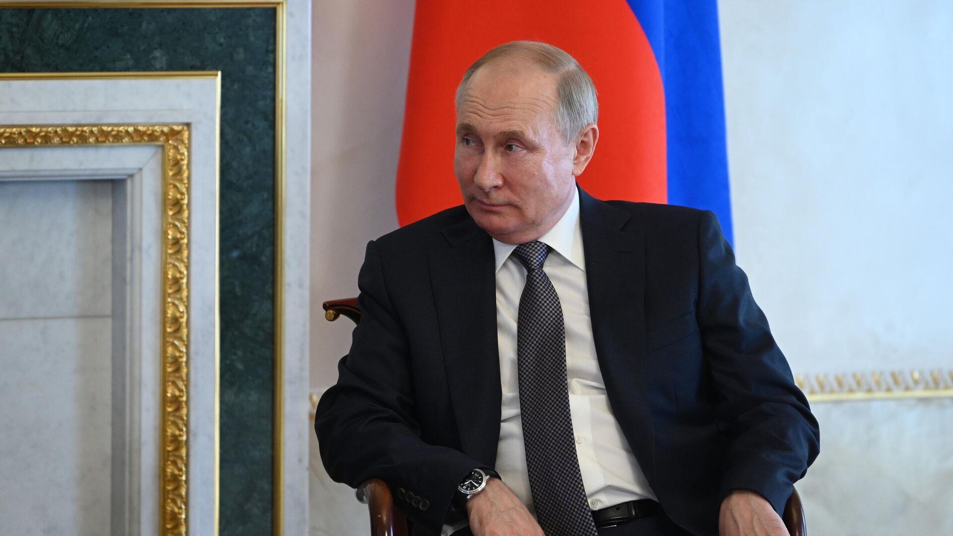 Песков объяснил, почему Путина не будет на Олимпийских играх в Токио