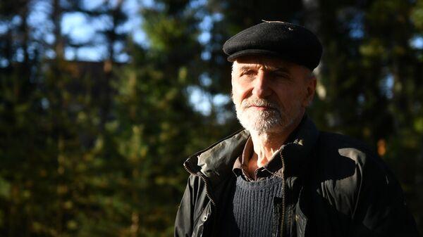Рок-музыкант и актер Петр Мамонов