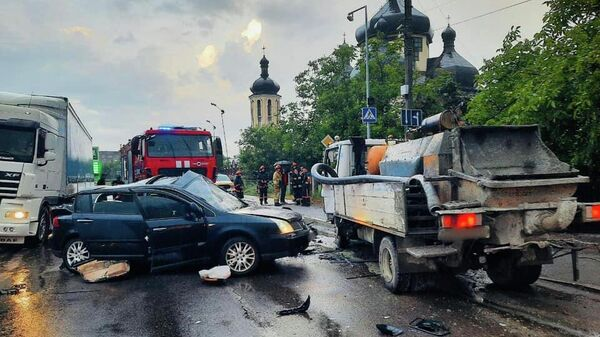 На Украине в ДТП погиб футболист