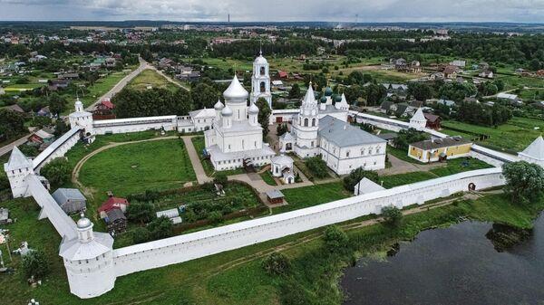 Никитский мужской монастырь в городе Переславль-Залесский