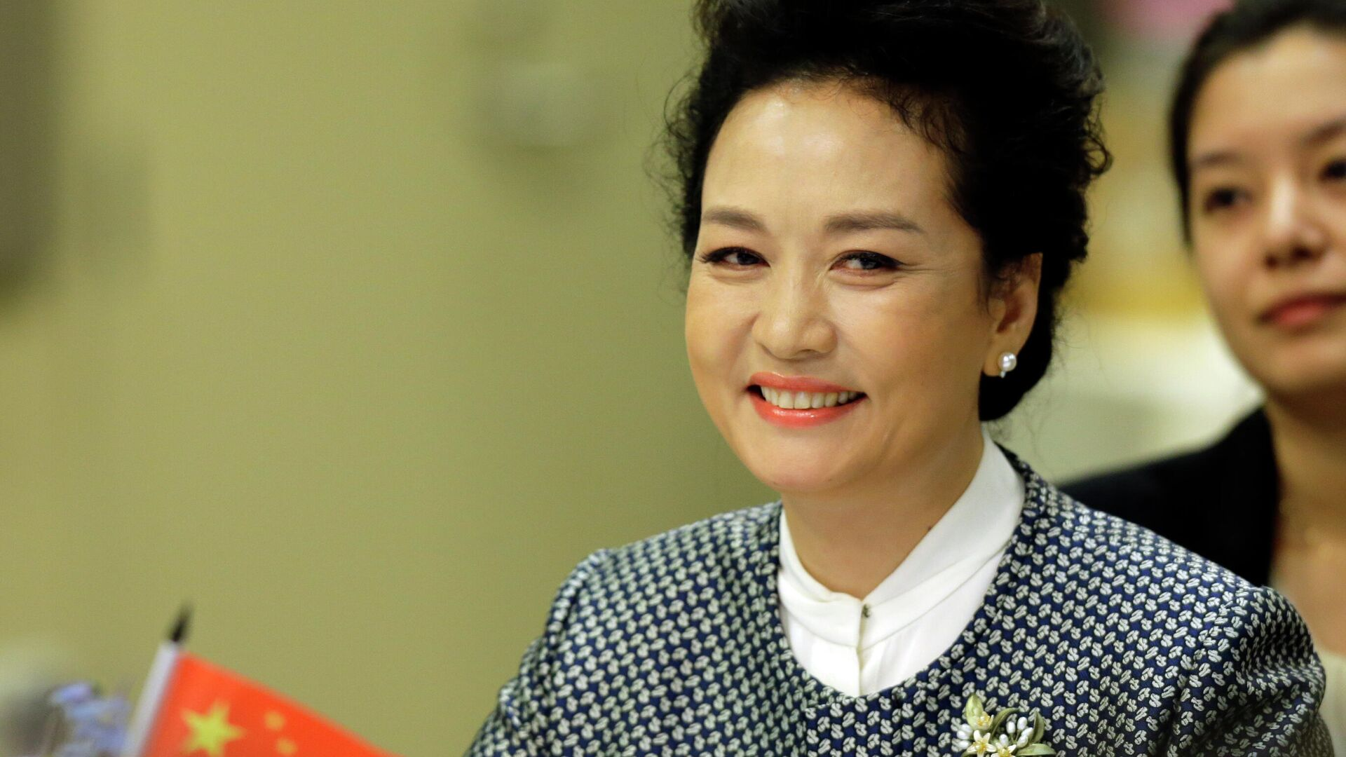 Пэн Лиюань, cупруга председателя КНР Си Цзиньпина, спецпосланник ЮНЕСКО по содействию образованию девочек и женщин  - РИА Новости, 1920, 21.07.2021