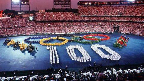 Церемония открытия Олимпийских игр 19996 года в Атланте