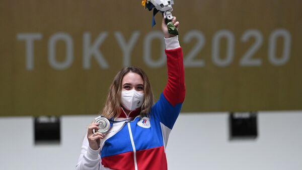 Олимпиада-2020. Стрельба. Женщины. Пневматическая винтовка. 10 м