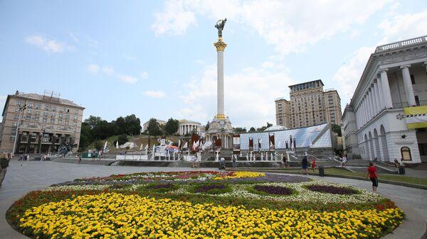 Площадь Независимости в Киеве