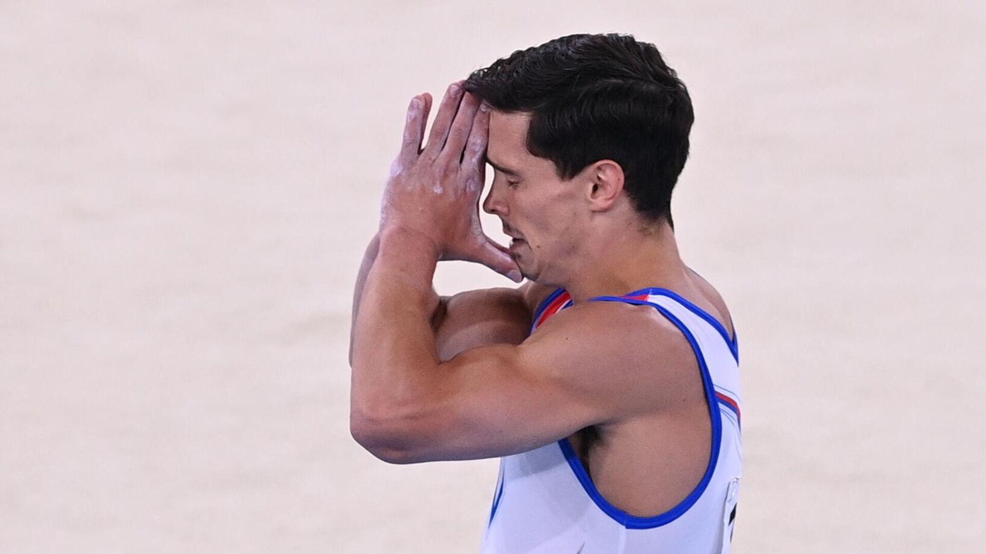 Олимпиада-2020. Спортивная гимнастика. Мужчины. Командное многоборье - РИА Новости, 1920, 04.08.2021