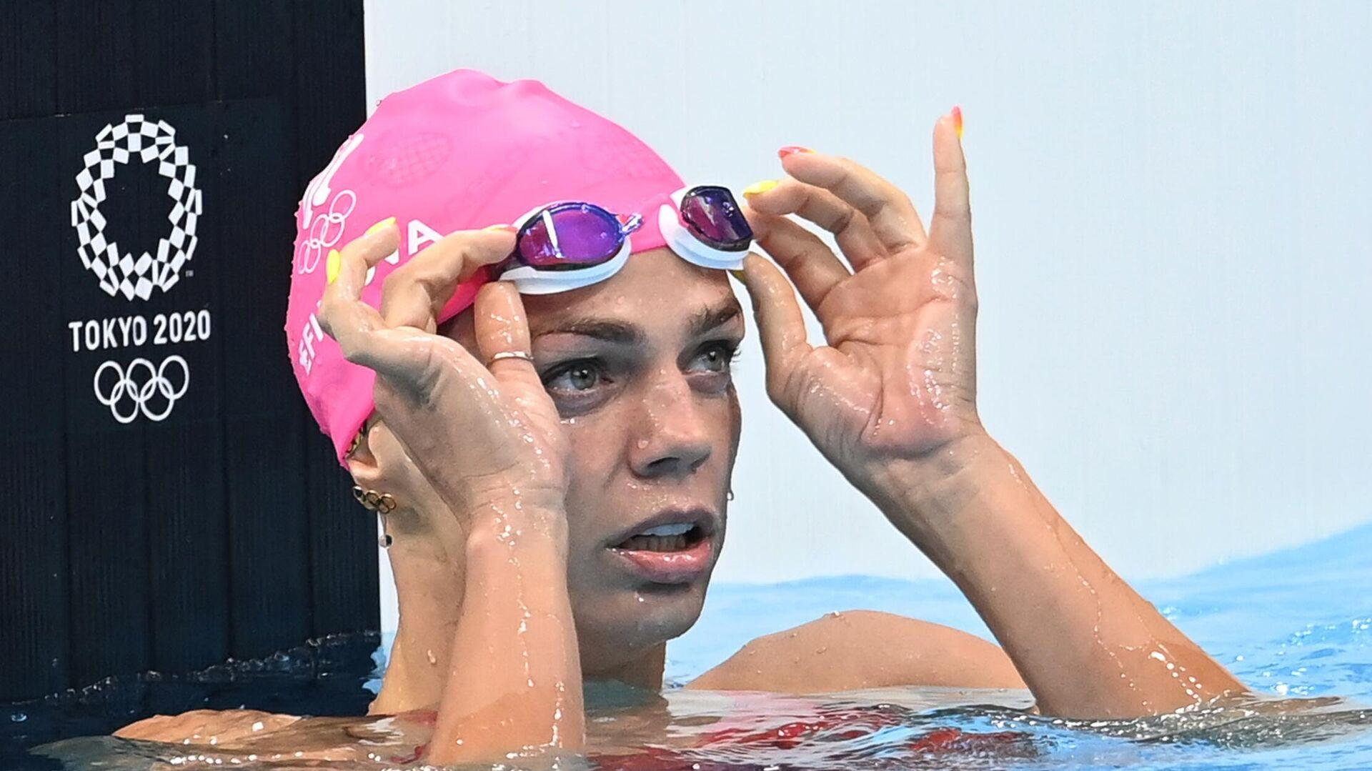 Олимпиада-2020. Плавание. Второй день - РИА Новости, 1920, 01.08.2021