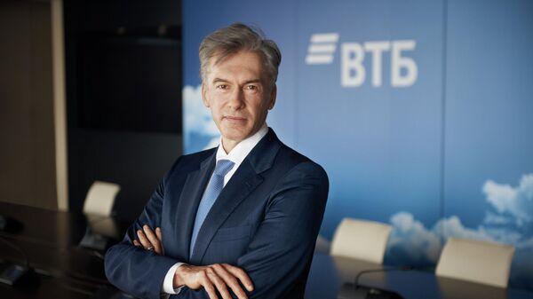 Заместитель президента-председателя правления банка ВТБ Вадим Кулик