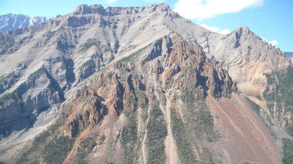 Место на северо-западе Канады, где были обнаружены древнейшие губки