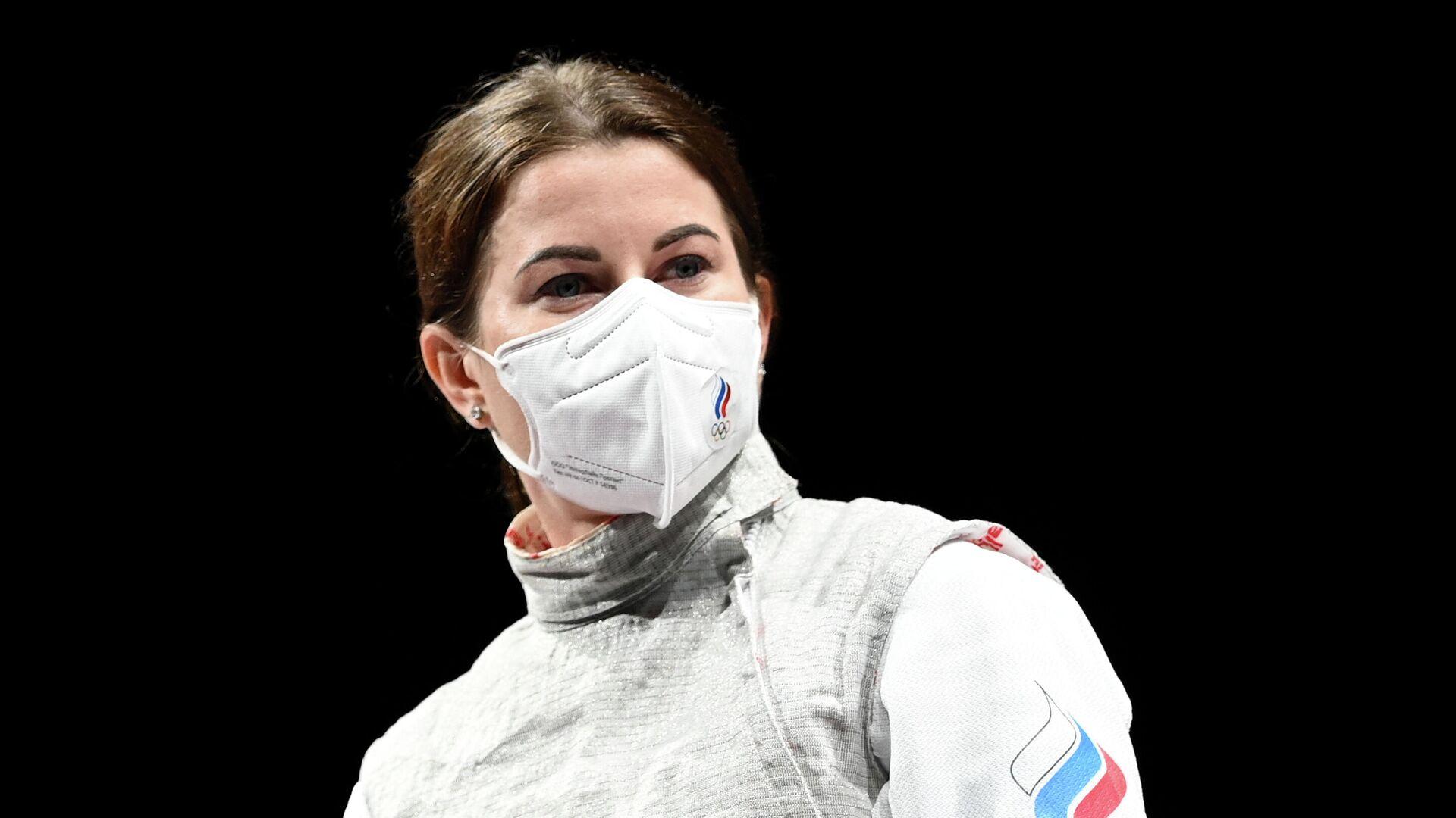 Олимпиада-2020. Фехтование. Женщины. Рапира - РИА Новости, 1920, 29.07.2021