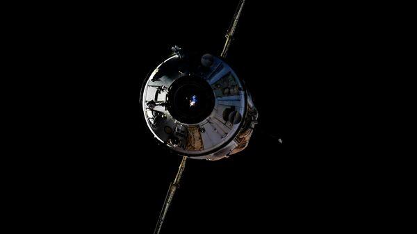 Модуль Наука в составе МКС